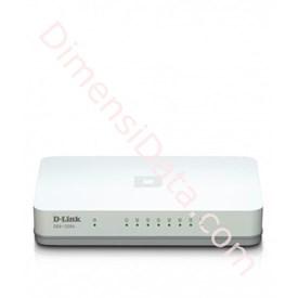 Jual Switch Unmanaged D-LINK 8-ports Gigabit Desktop [DGS-1008A]